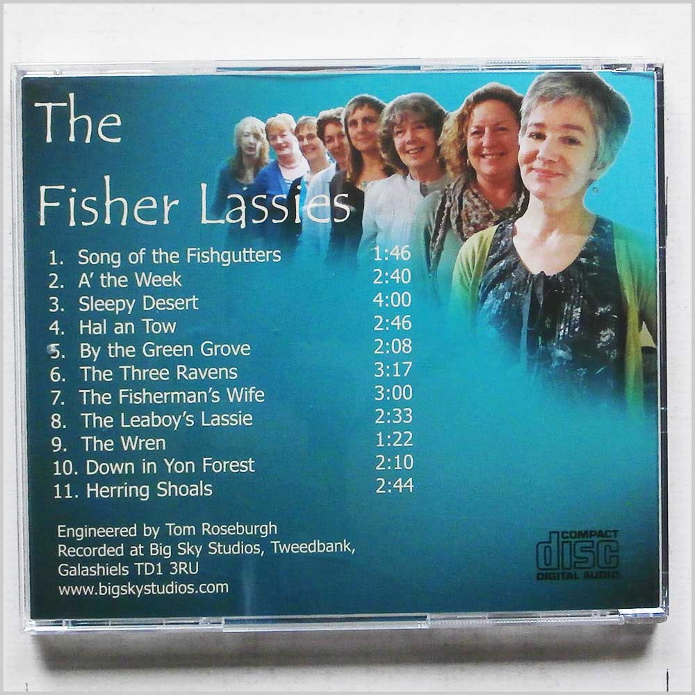 The Fisher Lassies - The Fisher Lassies (689279435067)