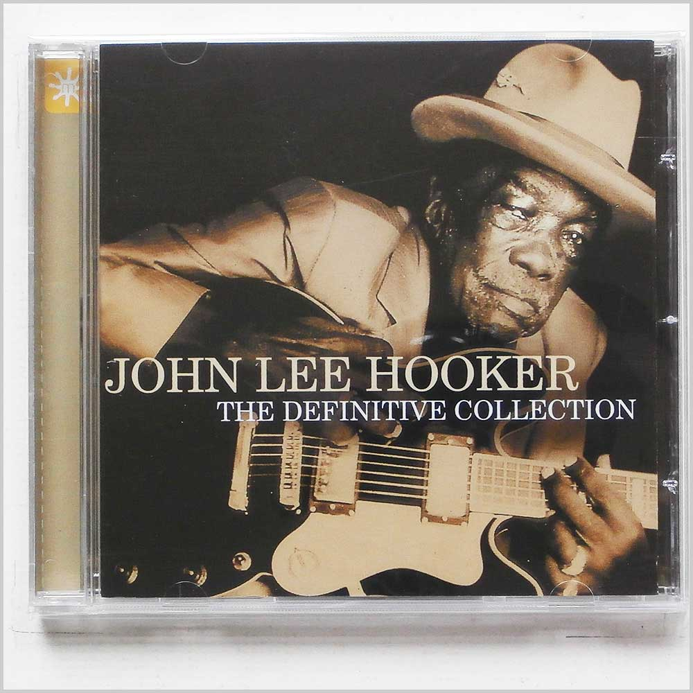 John Lee Hooker - The Definitive Collection (698458100528)