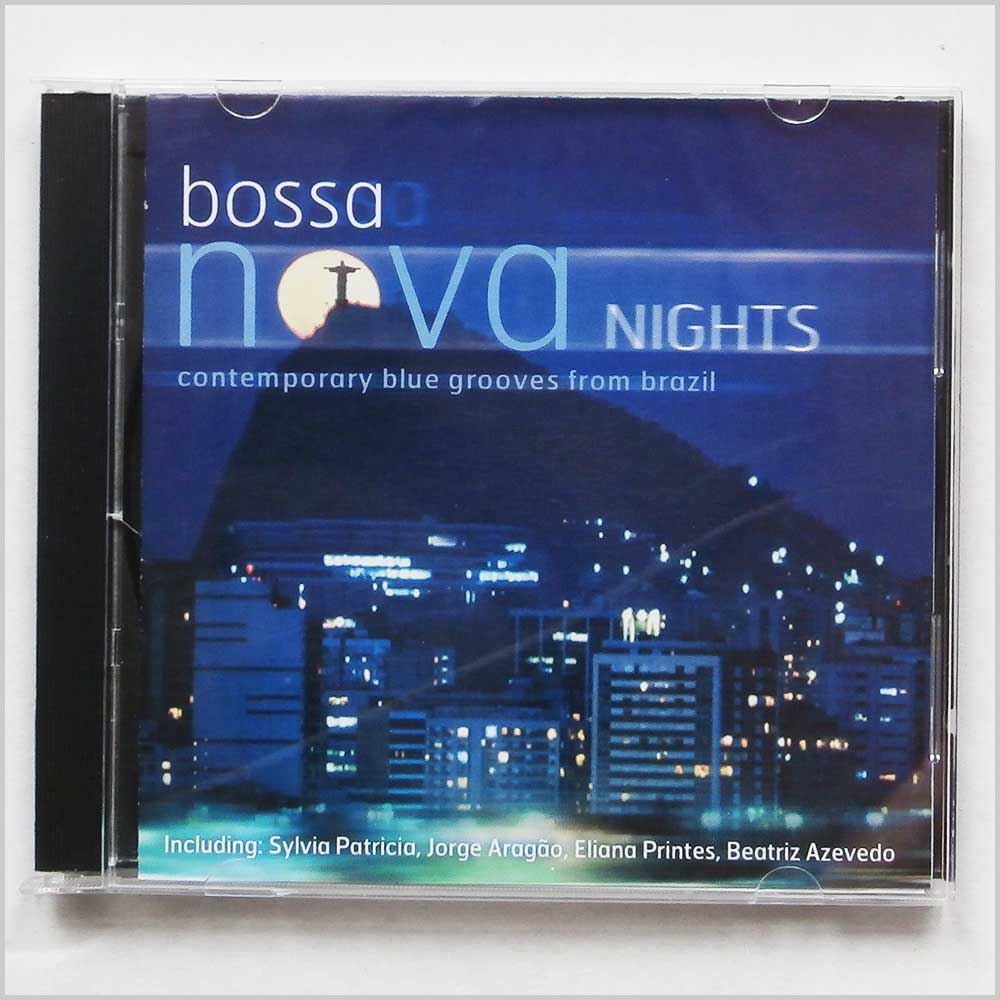 Various - Bossa Nova Nights: Contemporary Blue Grooves From Brazil (698458200129)