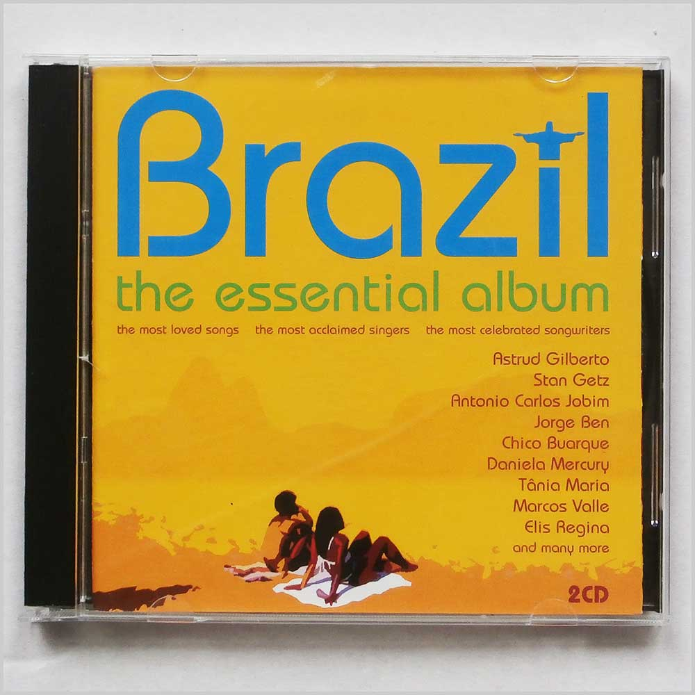 Various - Brazil The Essential Album (698458220127)