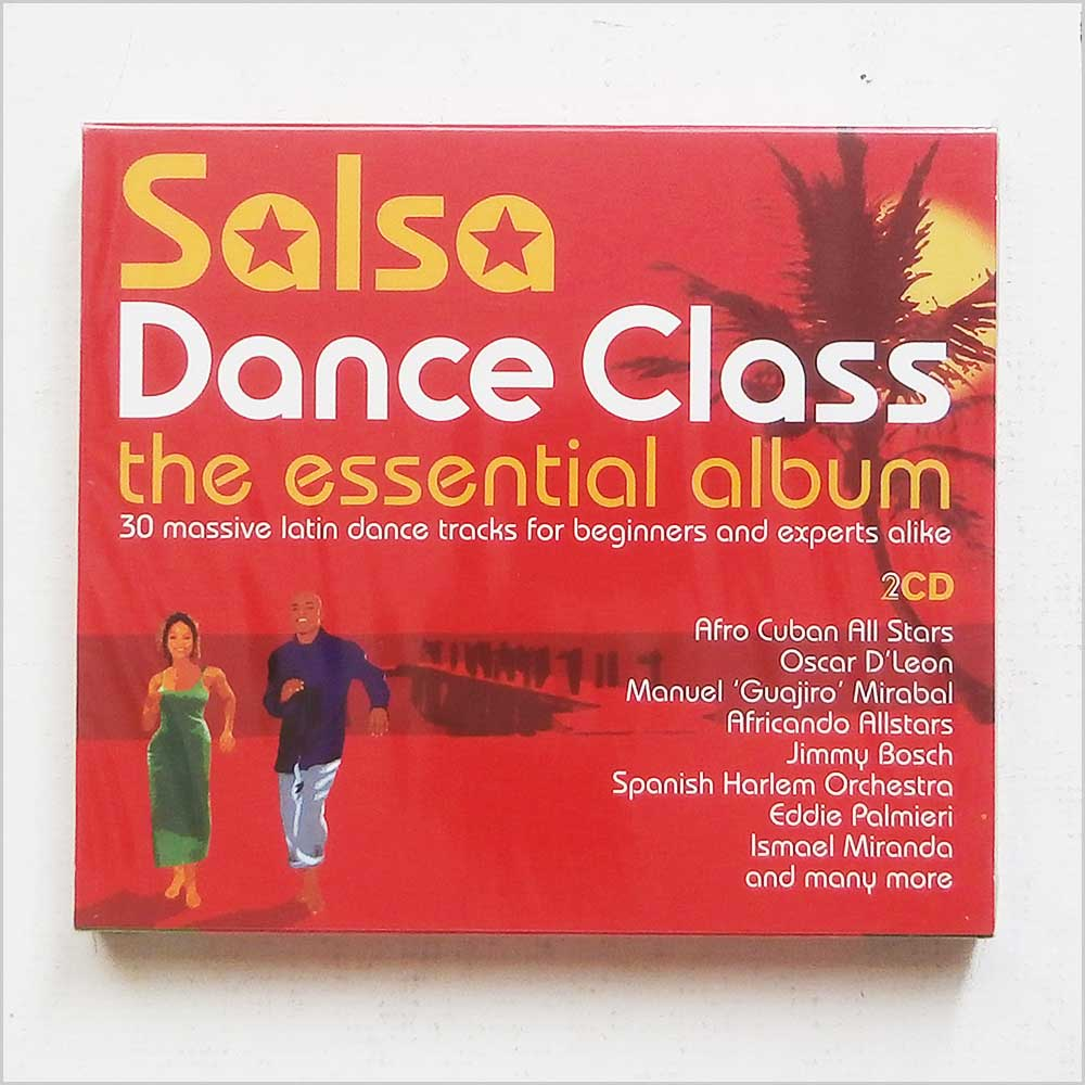 Various - Salsa Dance Class: The Essential Album