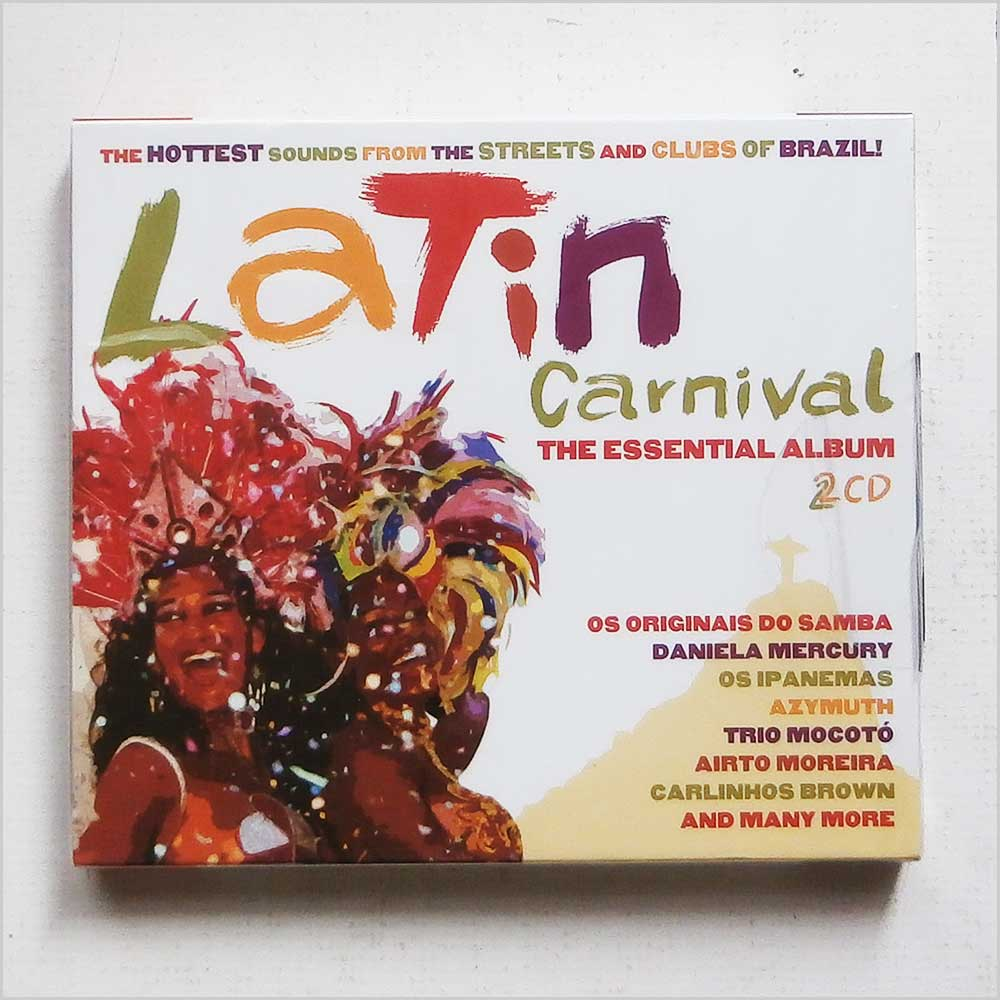 VARIOUS ARTISTS - Latin Carnival: The Essential Album - CD