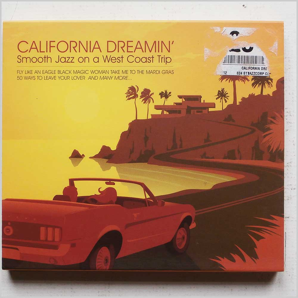 Various - California Dreamin' Smooth Jazz On A West Coast Trip (698458701220)