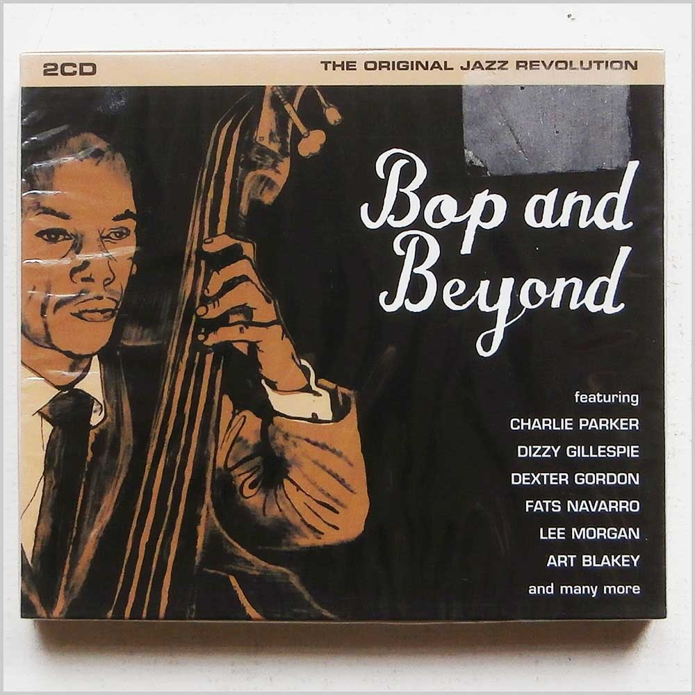 Various - Bop and Beyond (698458704221)