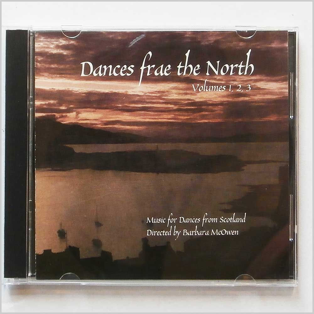 Barbara McOwen - Dances Frae The North Volumes 1, 2, 3 (704335255035)