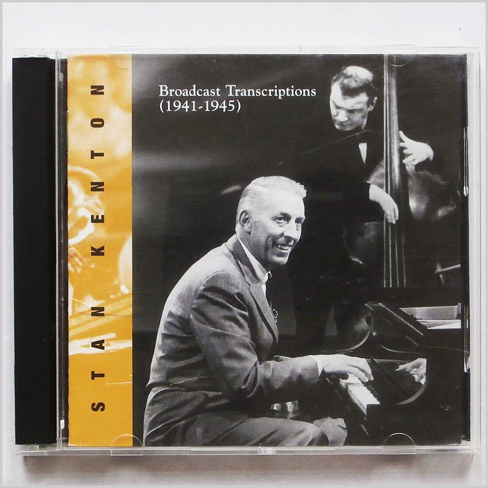 Stan Kenton - Broadcast Transcriptions (1941-1945) (704335260534)