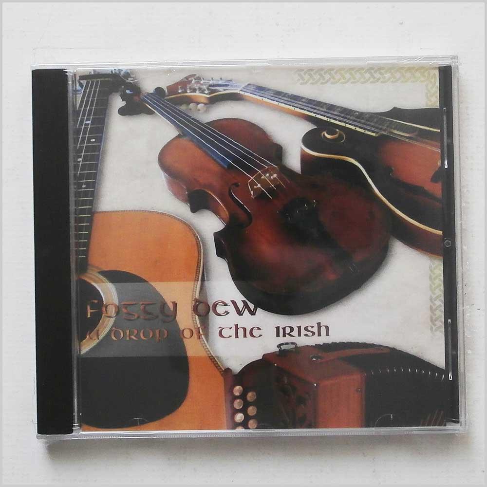 FOGGY DEW - A Drop of the Irish - CD