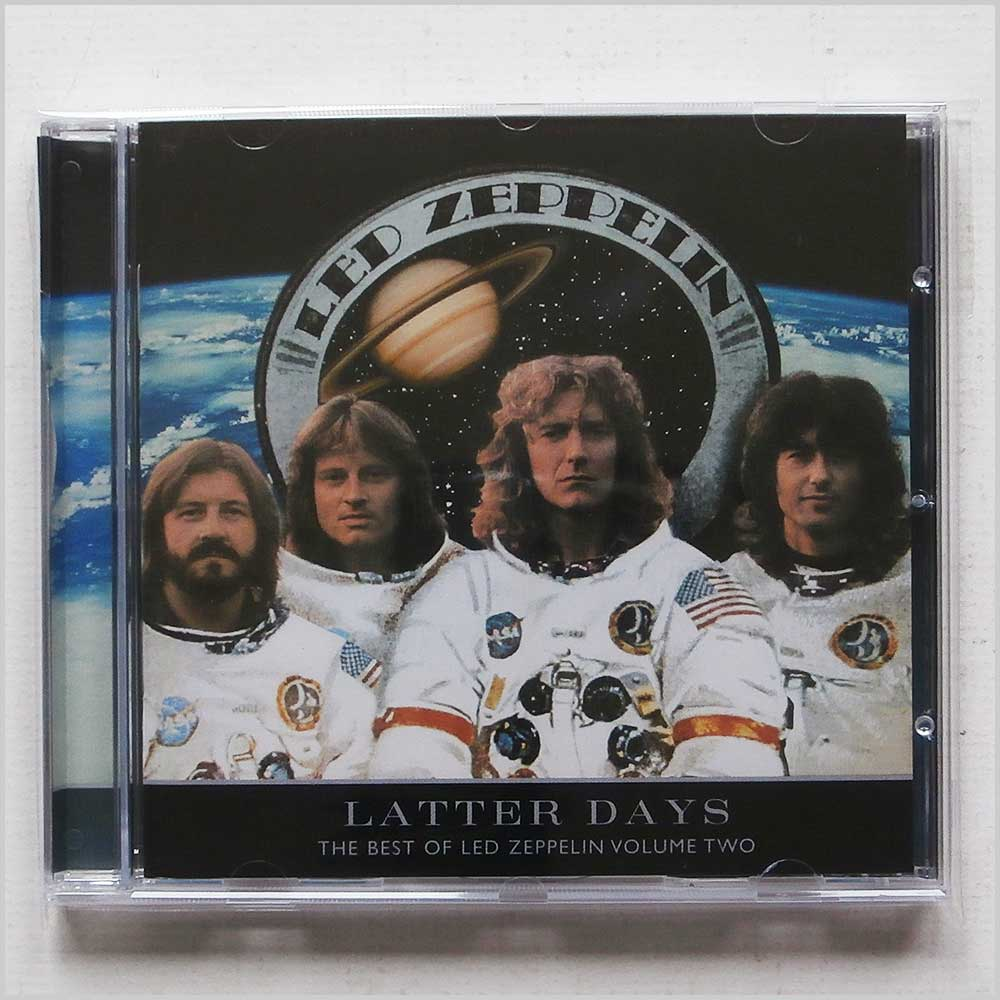 Led Zeppelin Latter Days Records Lps Vinyl And Cds