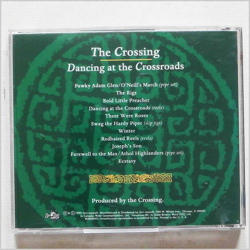 The Crossing - Dancing at The Crossing (7148163395717)