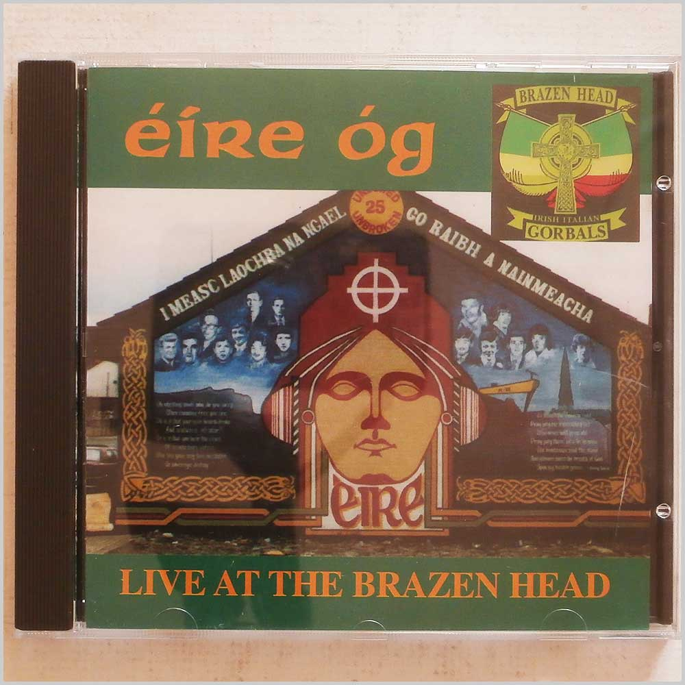 Eire Og - Eire Og Live at the Brazen Head (7148163400718)