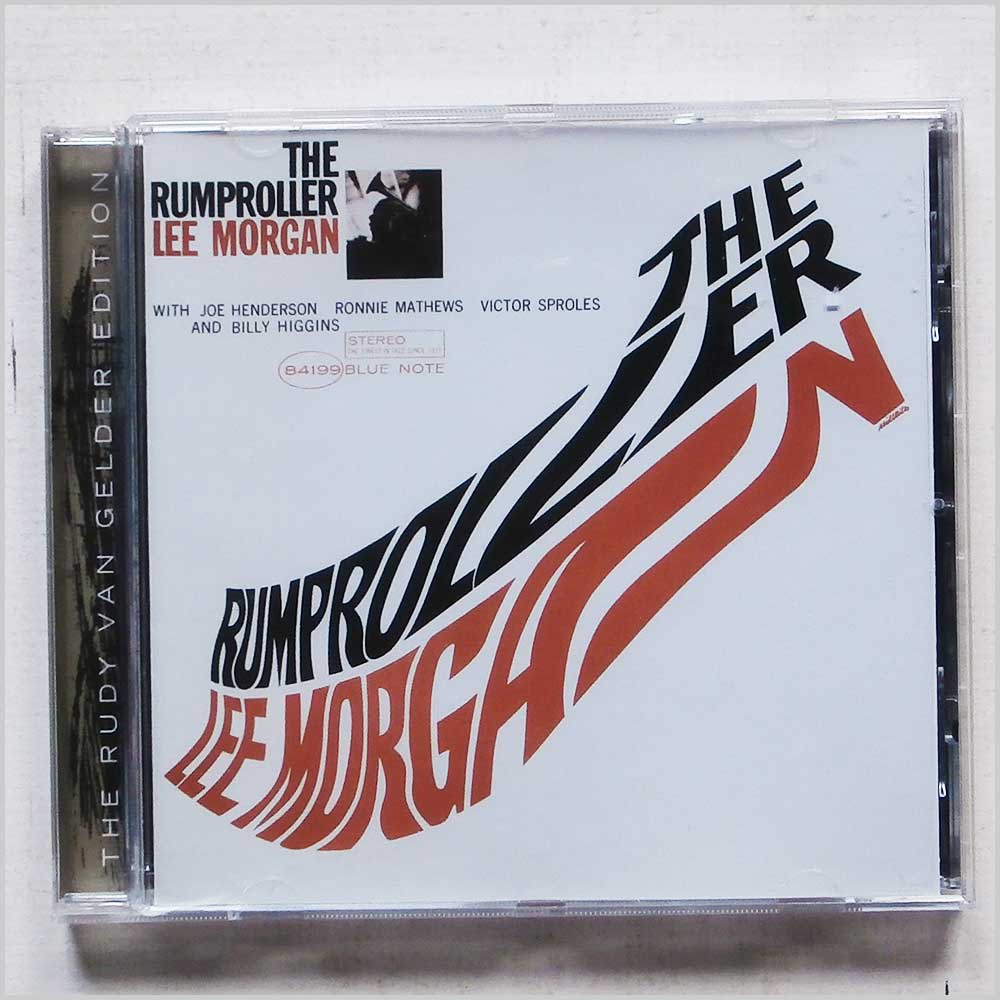 Lee Morgan - The Rumproller (724352122929)