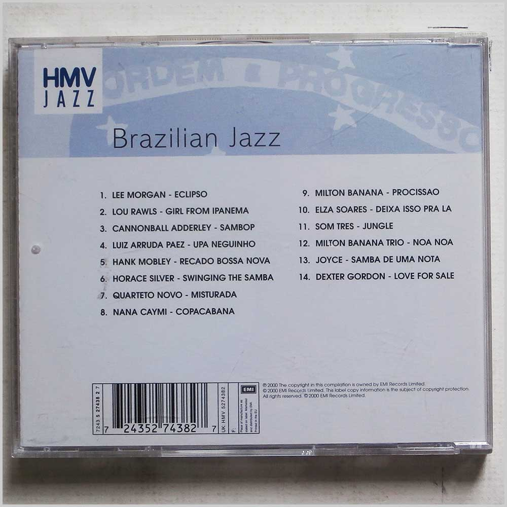 Various - Brazilian Jazz Collection (724352743827)