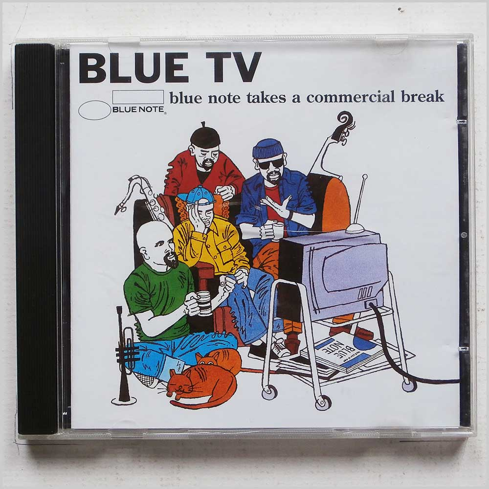 Various Artists - Blue Tv Blue Note Takes A Commercial Break
