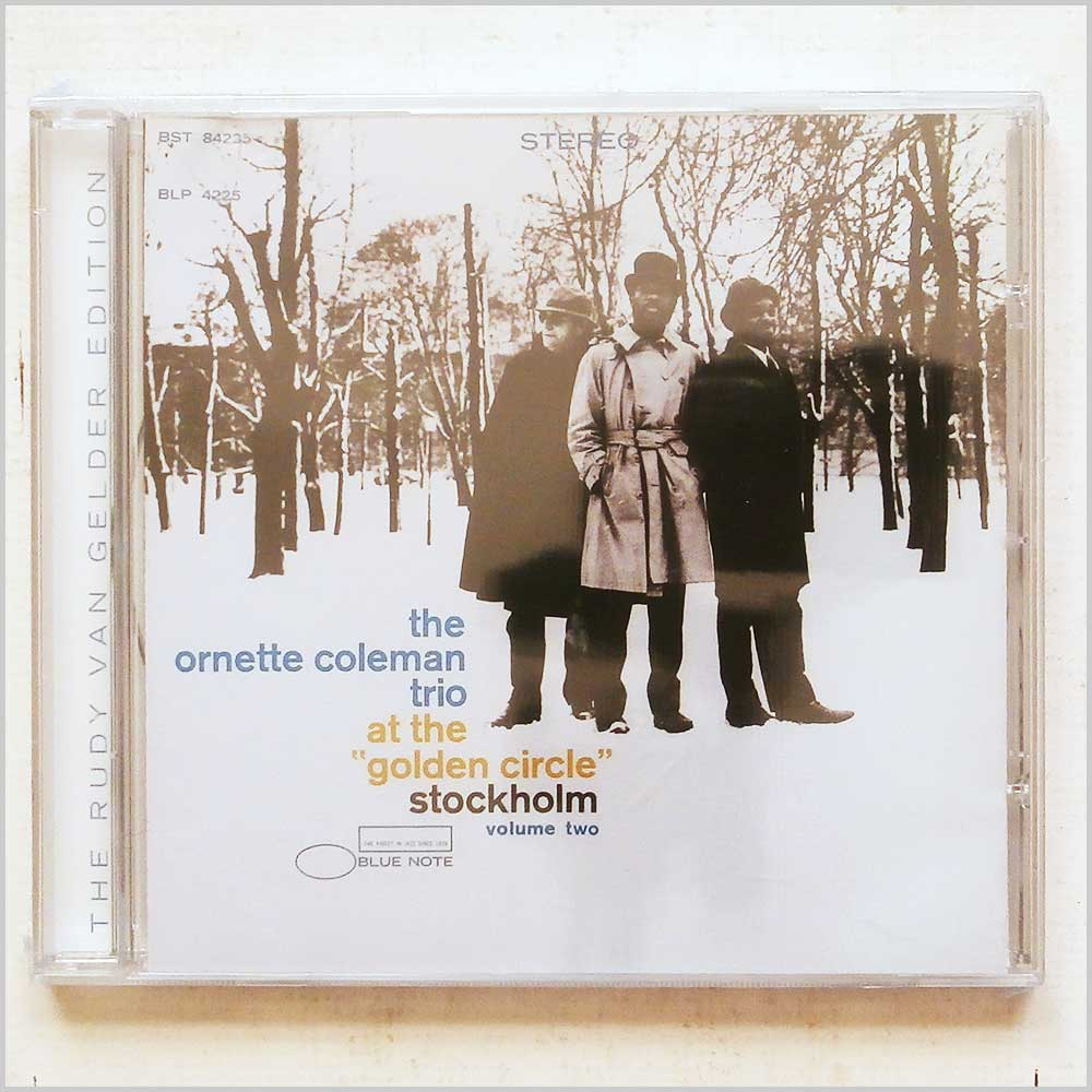 Ornette Coleman - The Ornette Coleman Trio At the Golden Circle Volume 2 (724353551926)