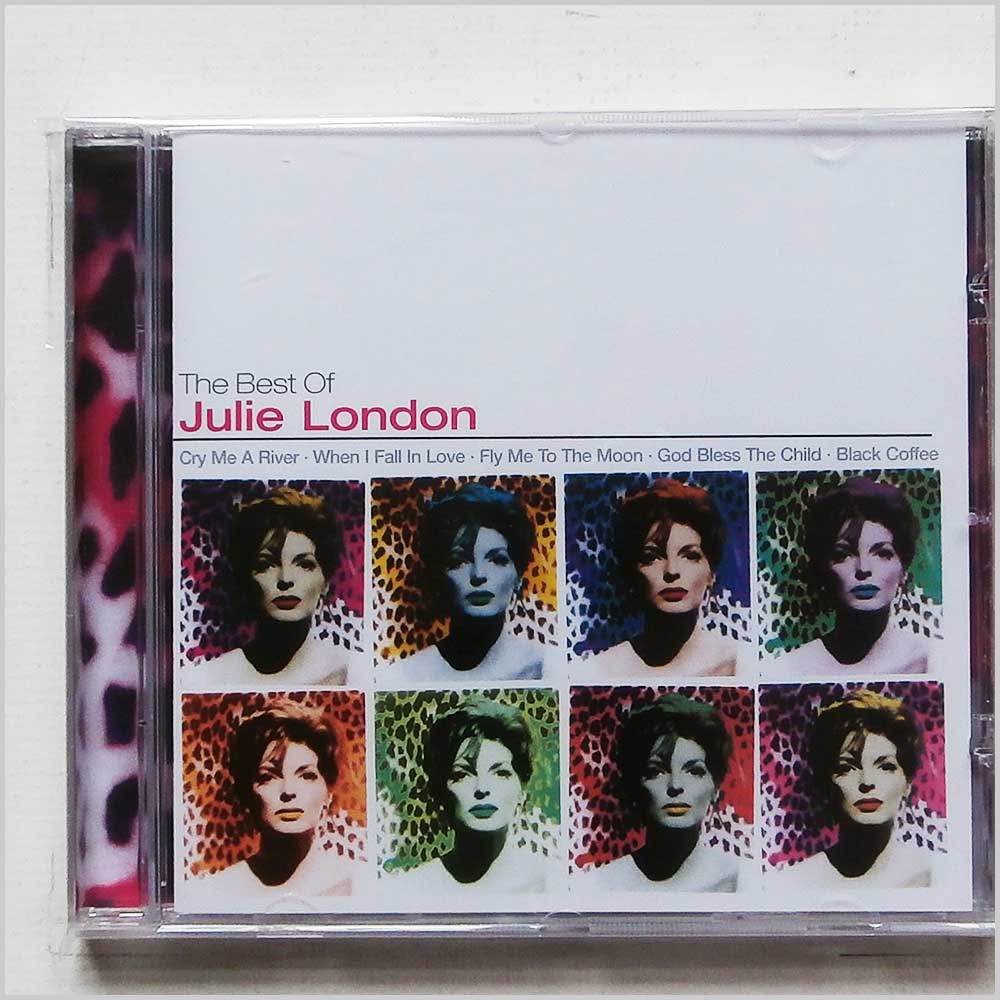 JULIE LONDON - The Best Of Julie London - CD