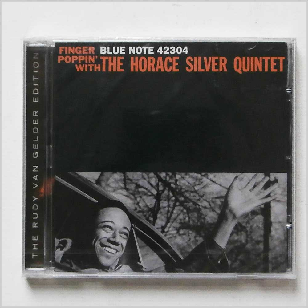 HORACE SILVER - Finger Poppin' - CD
