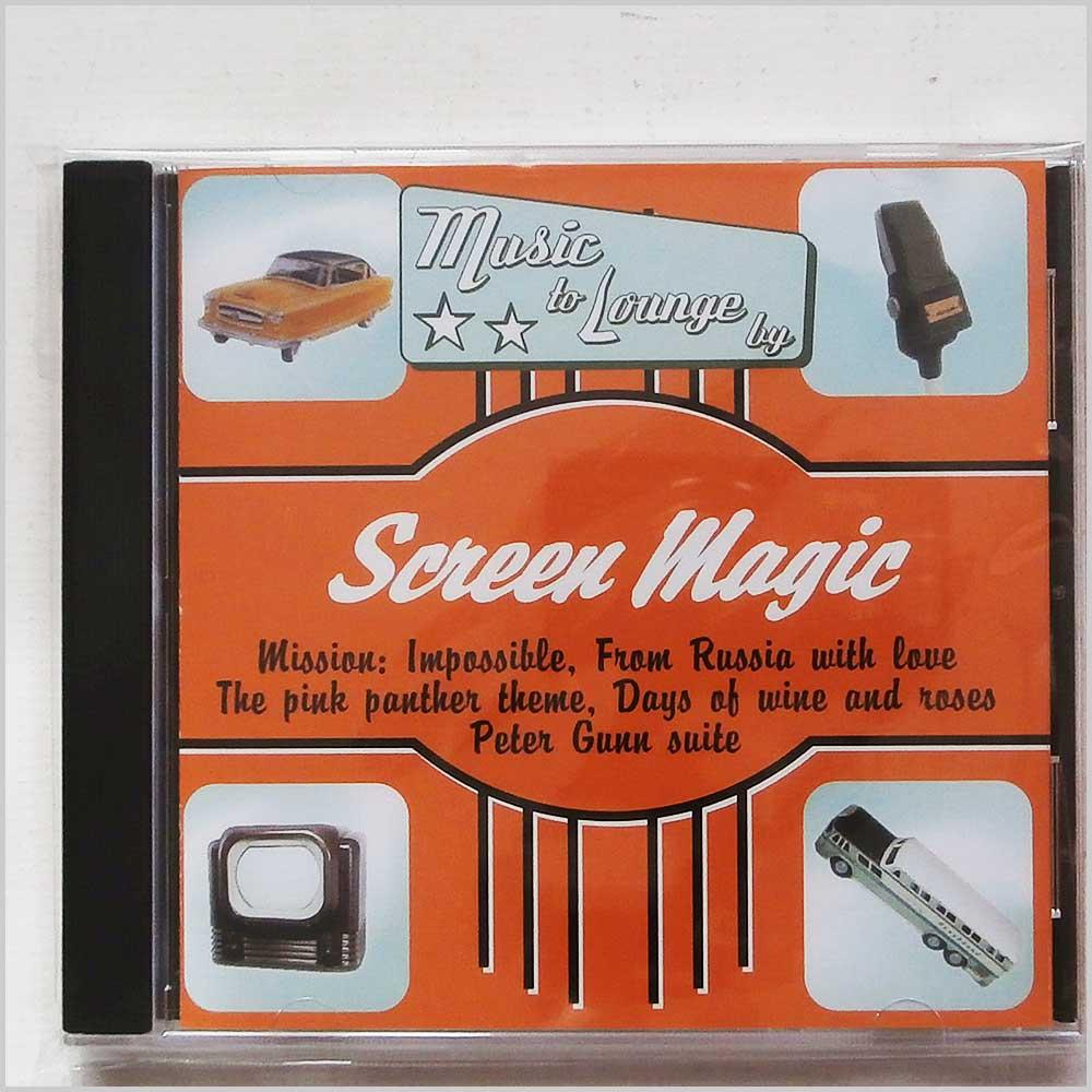 VARIOUS - Screen Magic - CD