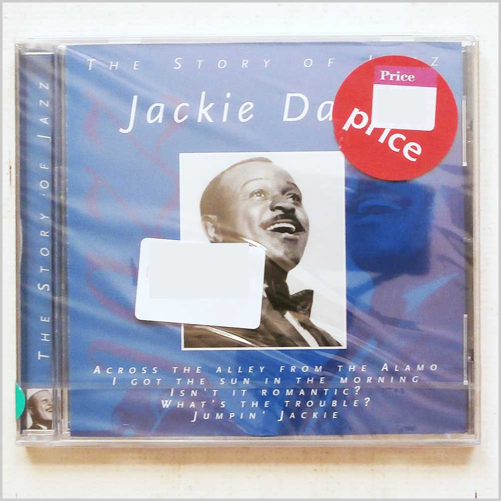 Jackie Davis - The Story of Jazz: Jackie Davis (724357621526)