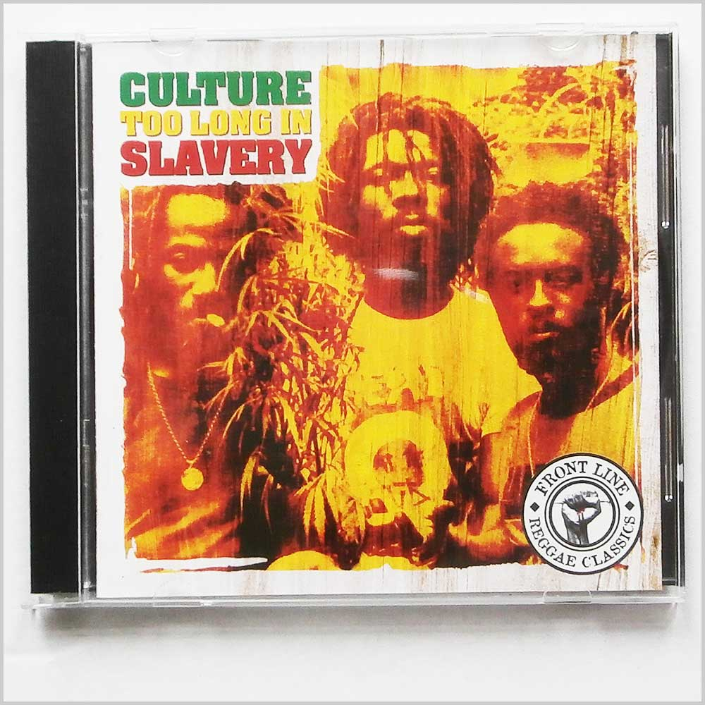 Culture - Too Long In Slavery (724359578026)