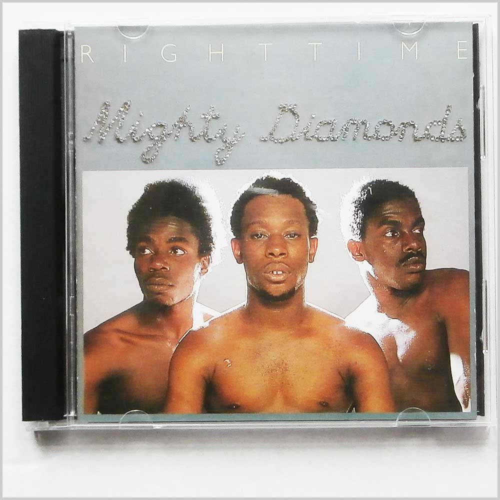 Mighty Diamonds - Right Time (724381032923)