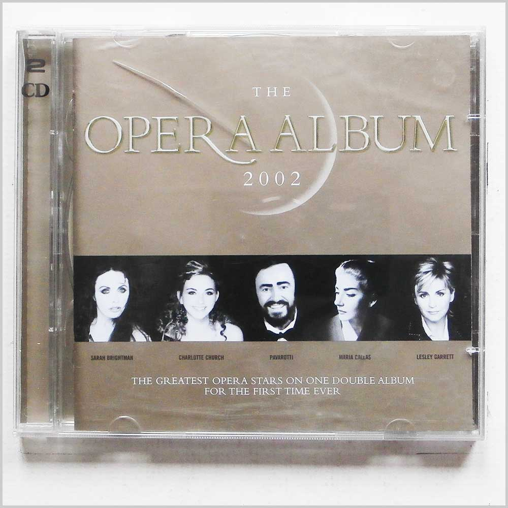 Various - The Opera Album 2002 (724381096420)