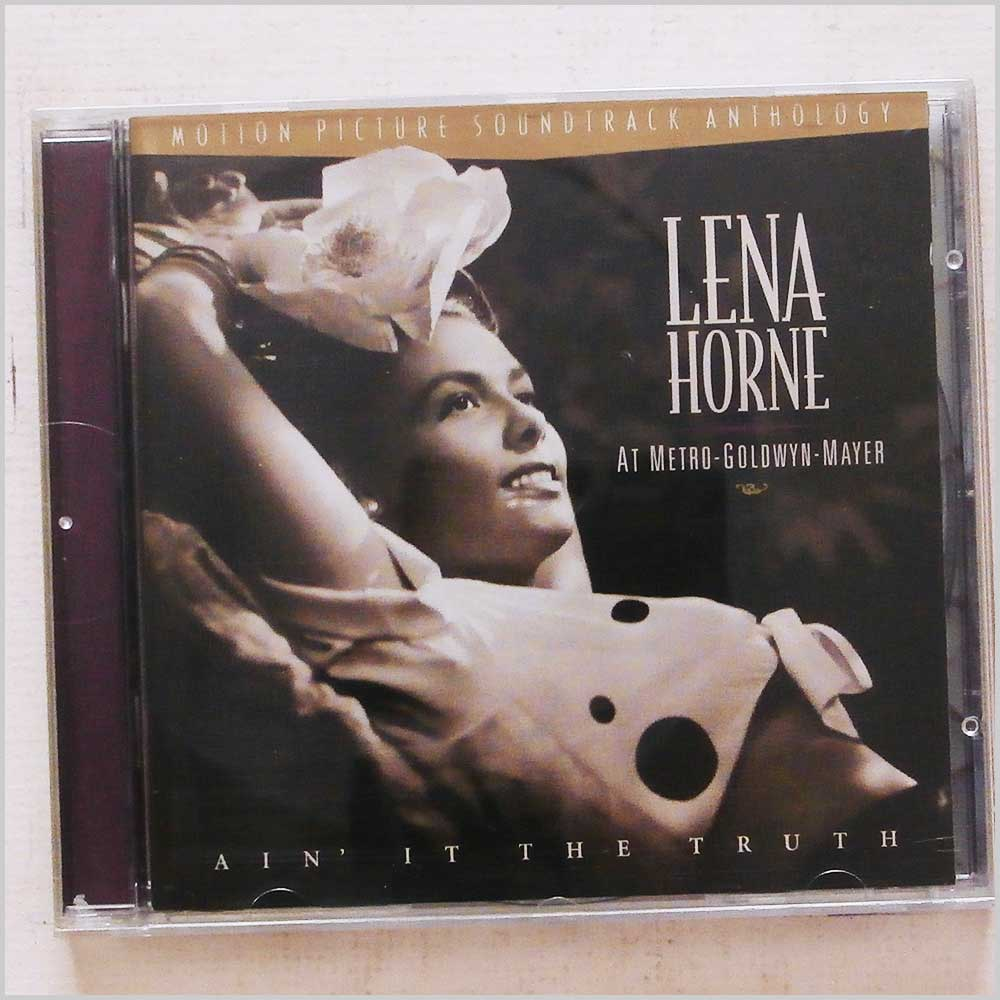 Lena Horne - Ain't it the Truth: Lena Horne at MGM (724382156529)