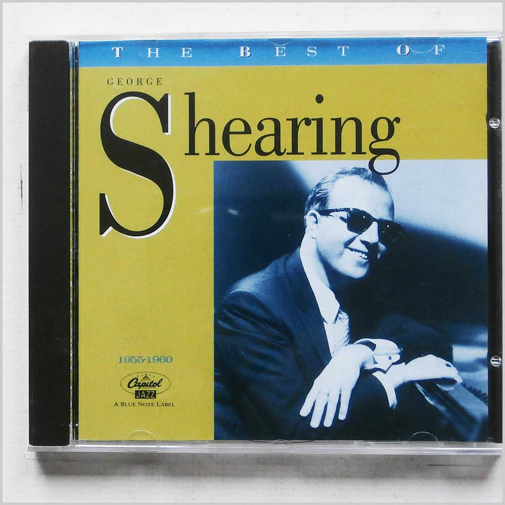 George Shearing - The Best of George Shearing (724383357024)