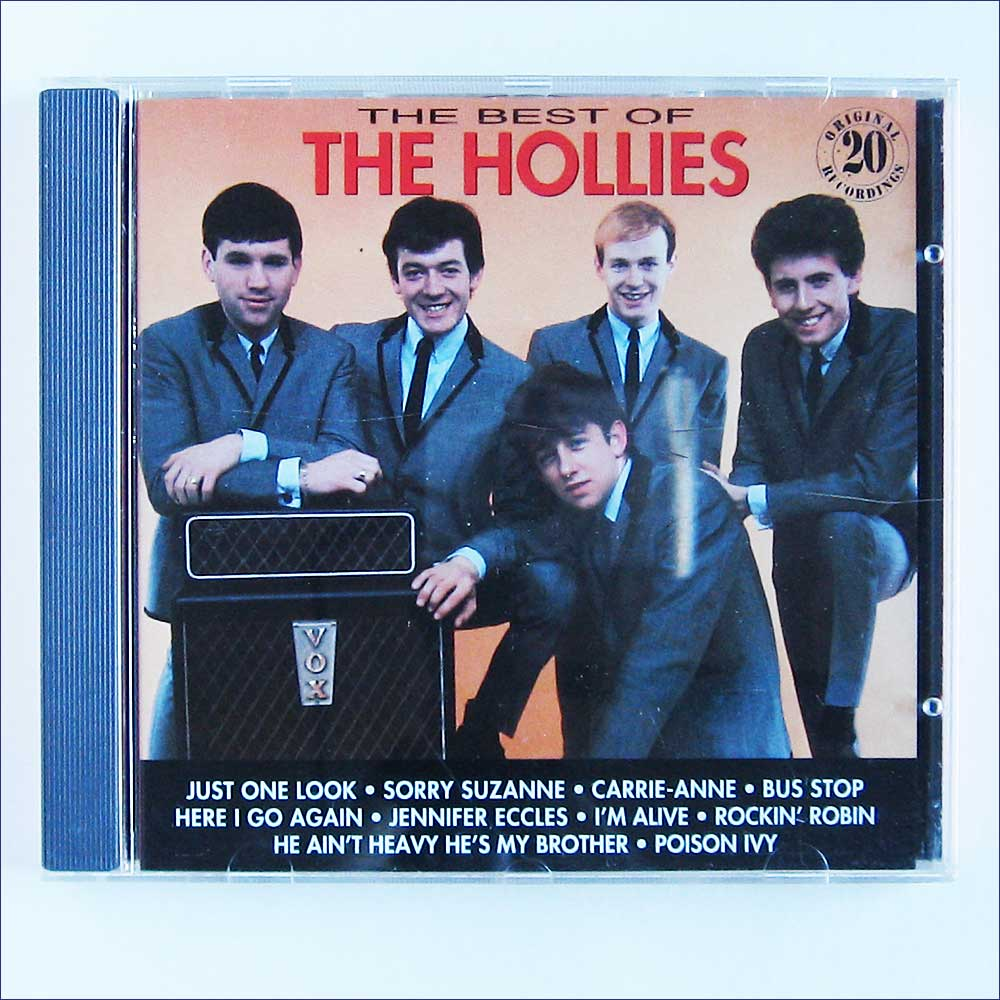 The Hollies - The Best Of The Hollies (724383561520)