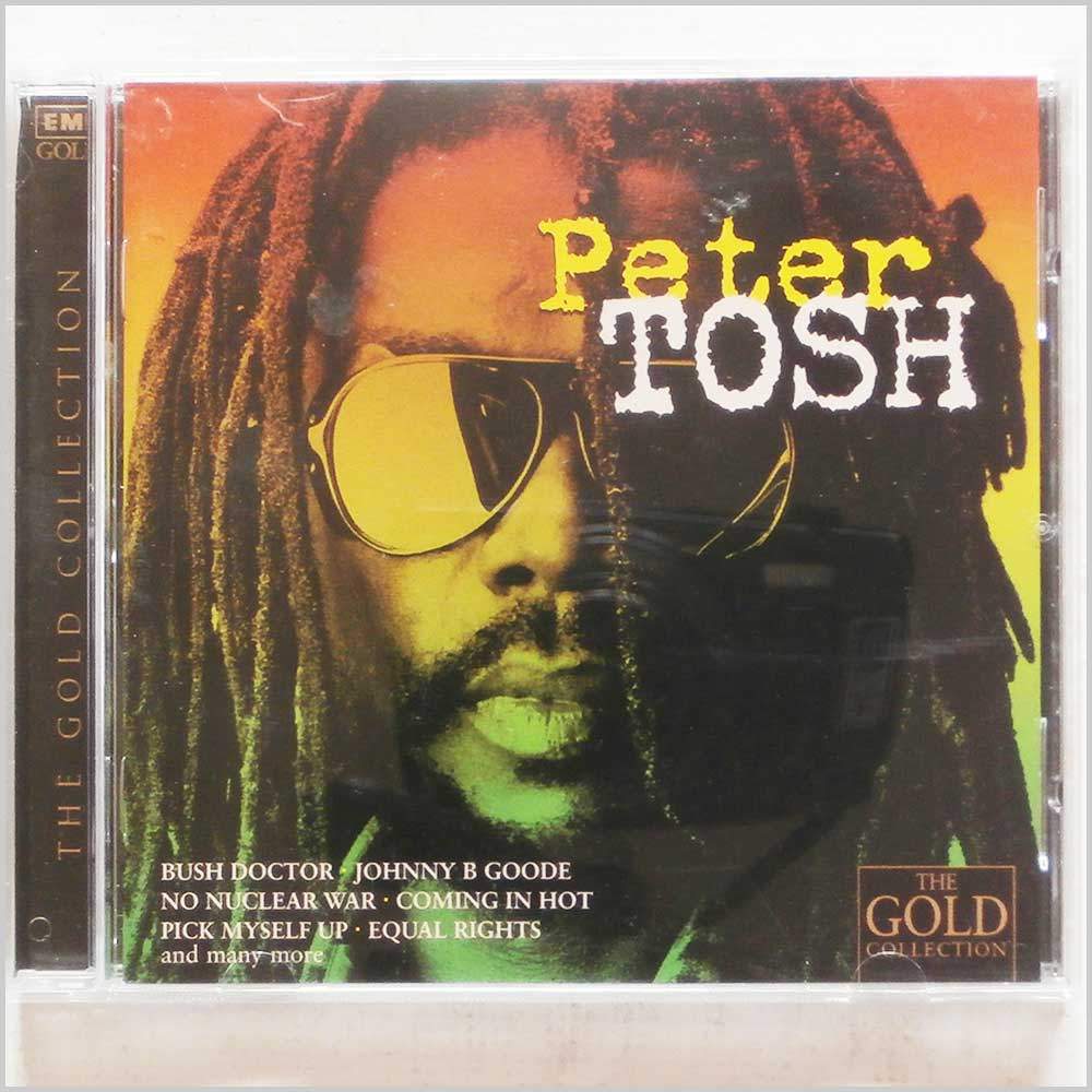 Peter Tosh - Peter Tosh: The Gold Collection (724383716524)