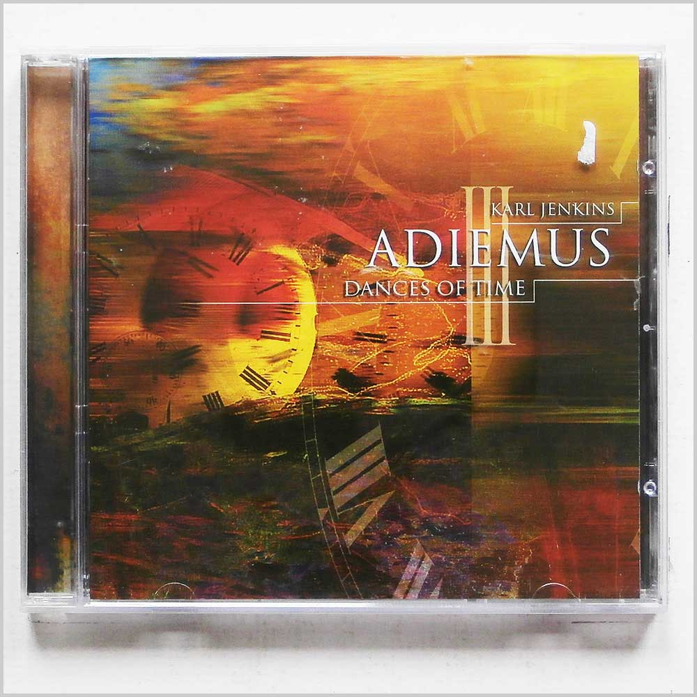 Karl Jenkins, London Philharmonic Orchestra - Adiemus III: Dances of Time (724384667429)