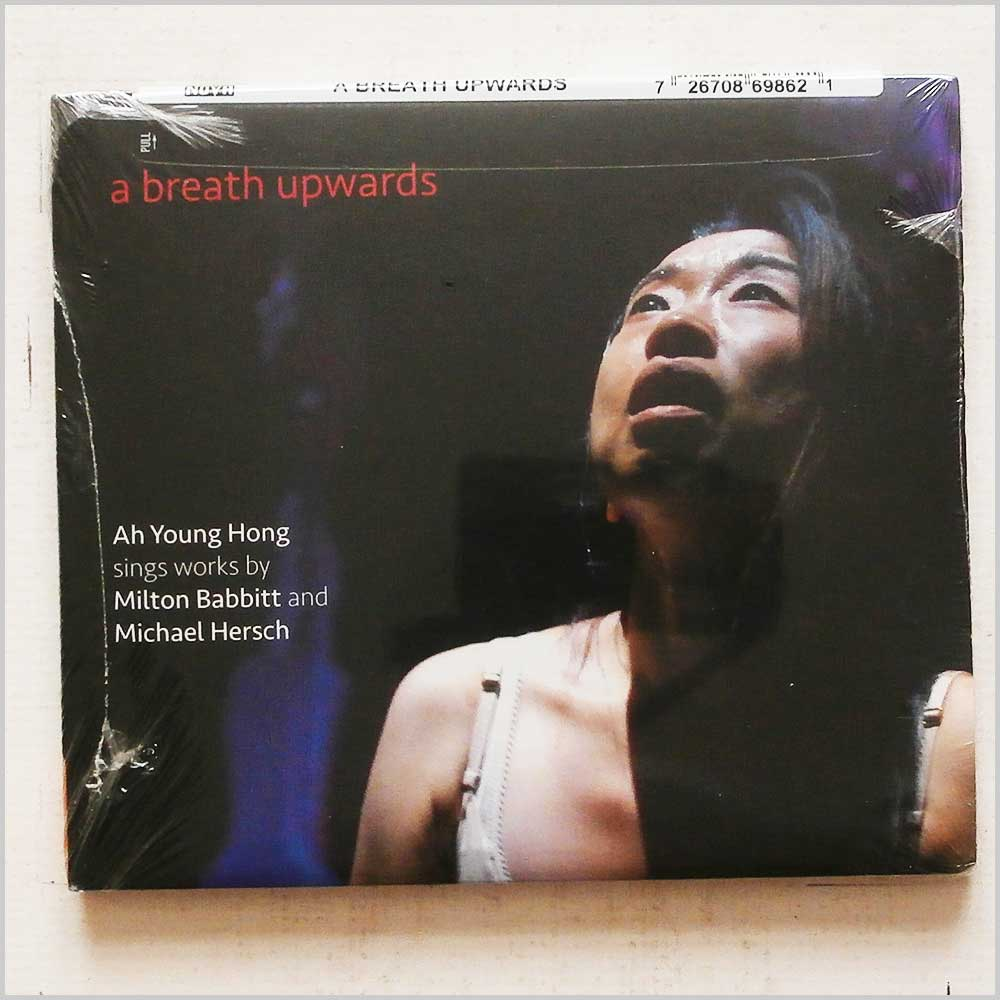 AH YOUNG HONG - Babbitt, Hersch: A Breath Upwards - CD