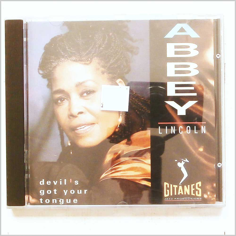 Abbey Lincoln - Devil's Got Your Tongue (731451357428)