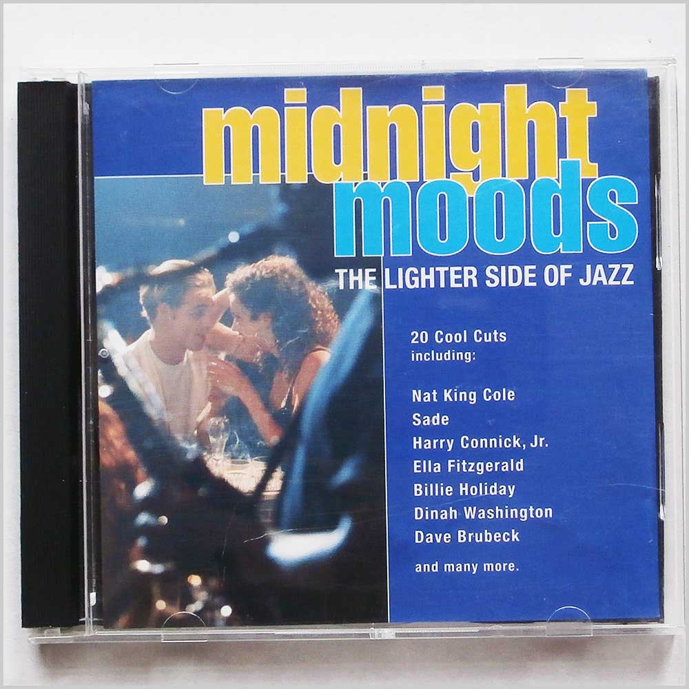 Various - Midnight Moods The Lighter Side Of Jazz (731451581625)