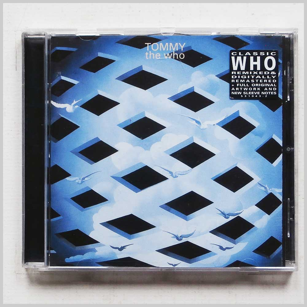 The Who - Tommy (Original Recording Remastered) (731453104327)