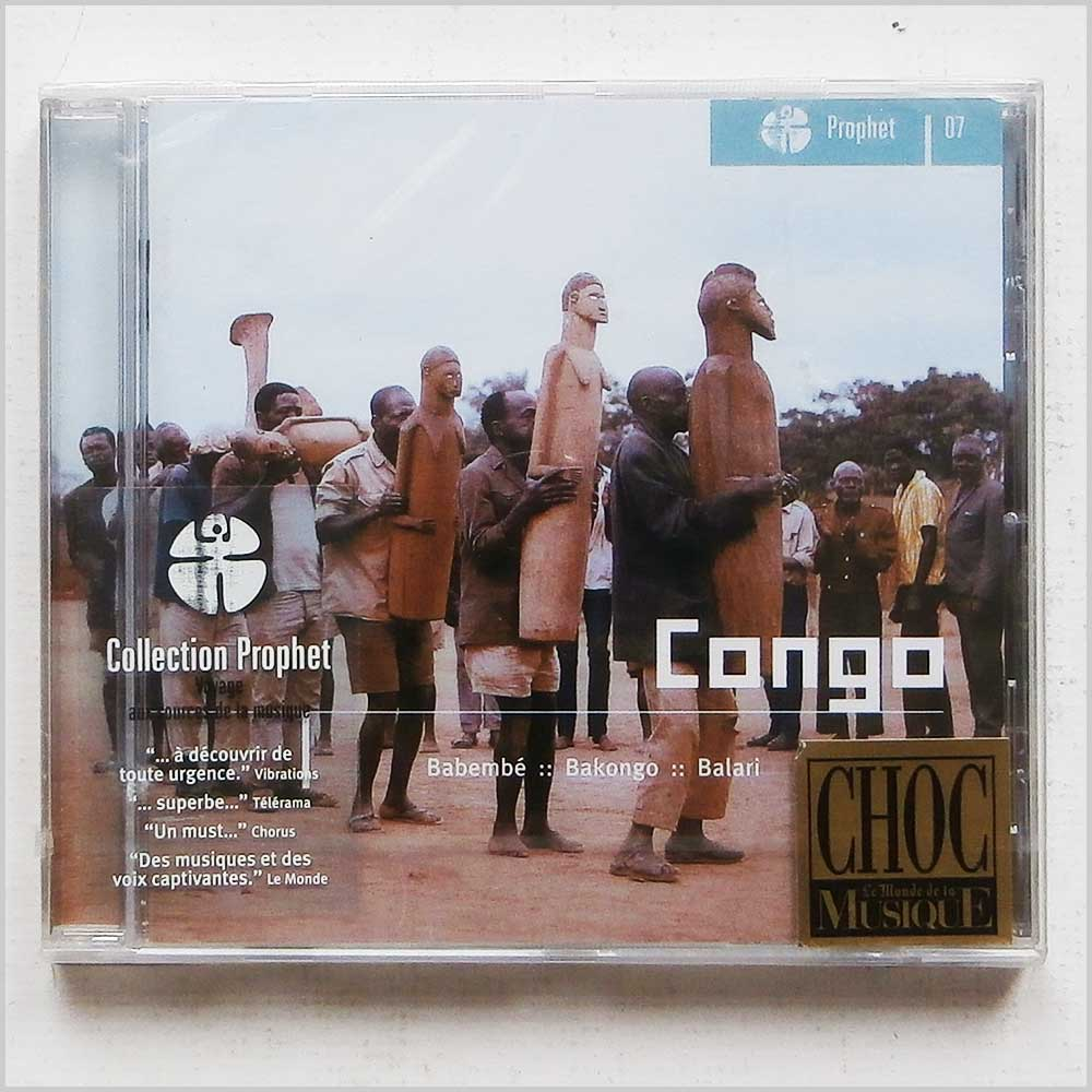 VARIOUS - Congo: Charles Duvelle Collection - CD