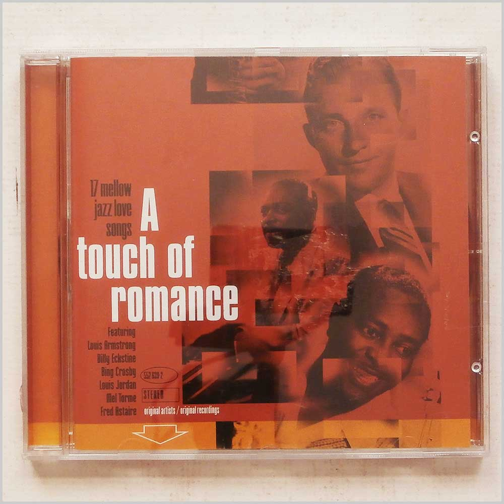 Various - A Touch of Romance (731455263923)