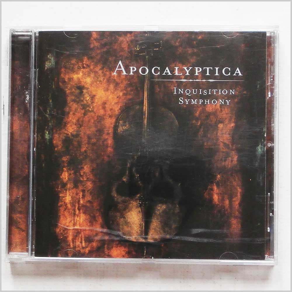 Apocalyptica - Inquisition Symphony (731455830026)