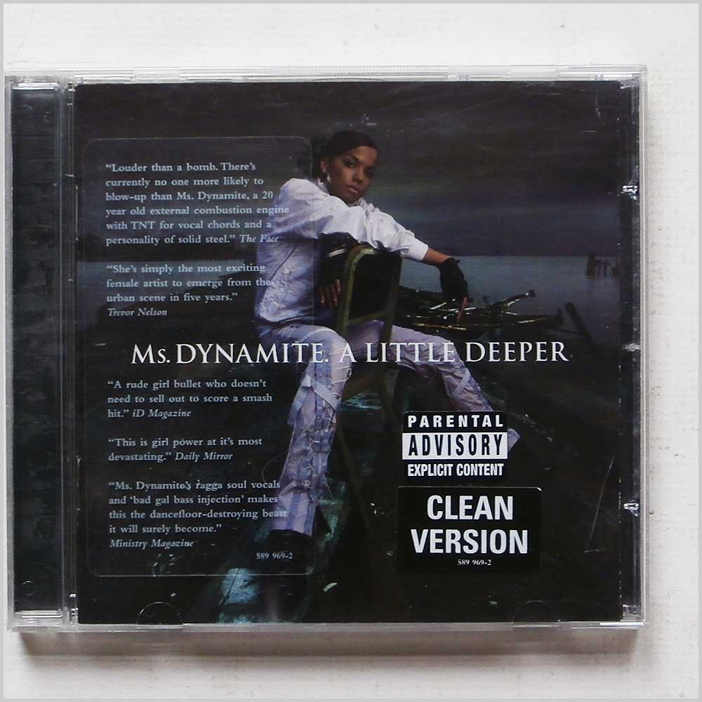 Ms. Dynamite - A Little Deeper (731458996927)
