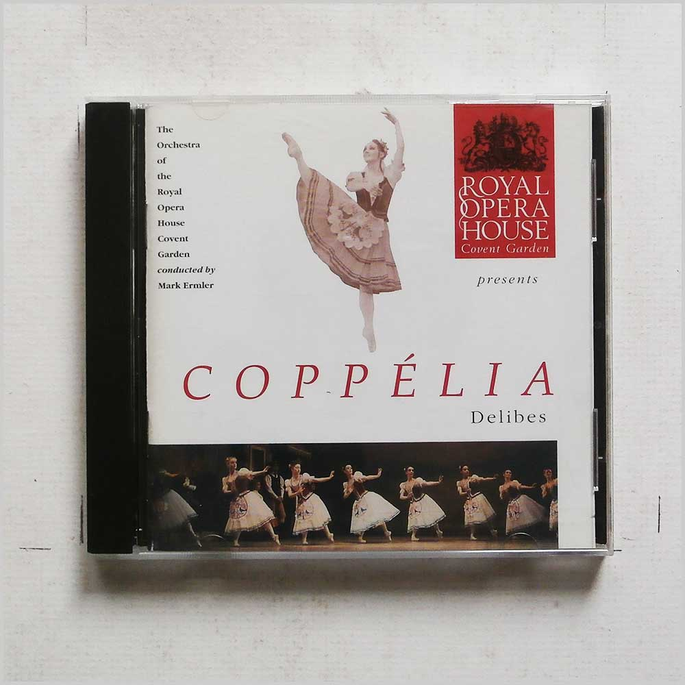 Mark Ermler, Orchestra of the Royal Opera House, Covent Garden - Delibes: Coppelia (743211619226)