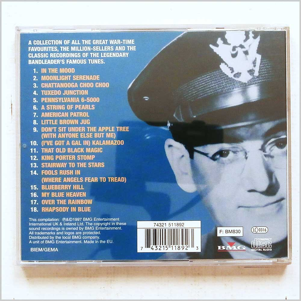 Glenn Miller - The Very Best Of Glenn Miller (743215118923)
