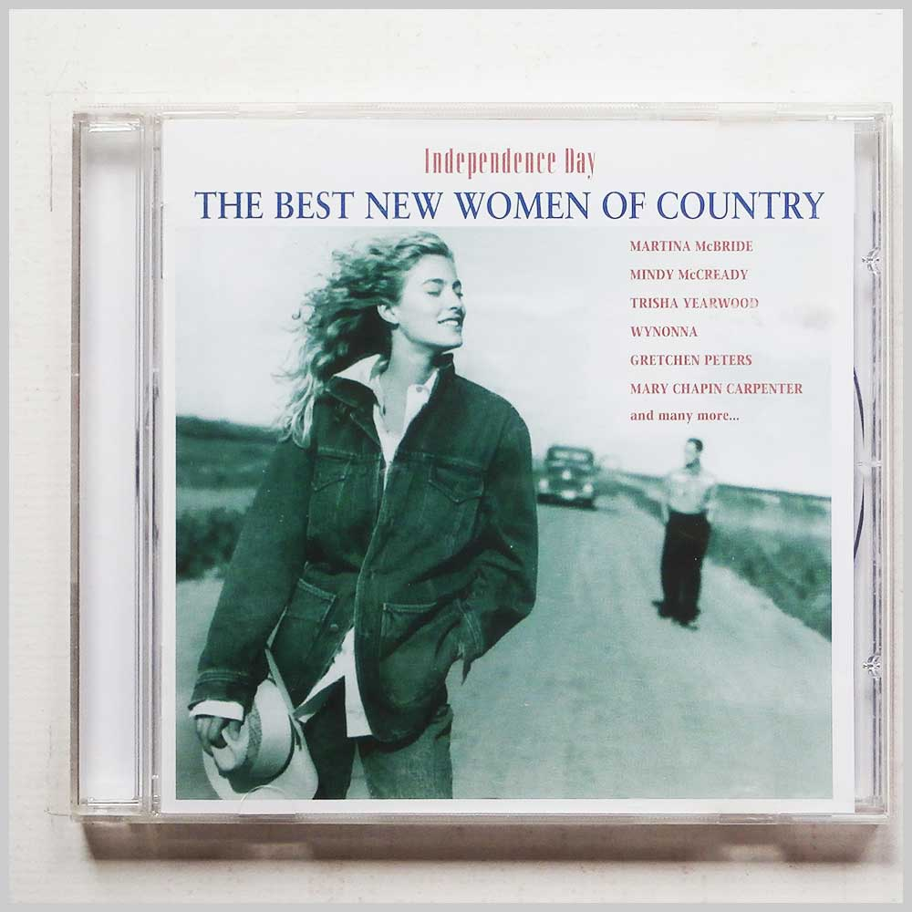 Various - Independence Day: The Best New Women Of Country (743215556923)