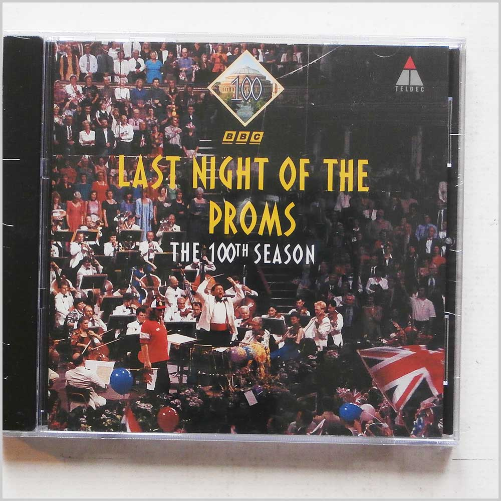 Bryn Terfel - The Last Night of the Proms [1994] The 100th Season (745099786823)