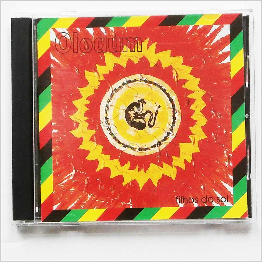 OLODUM - Filhos Do Sol - CD