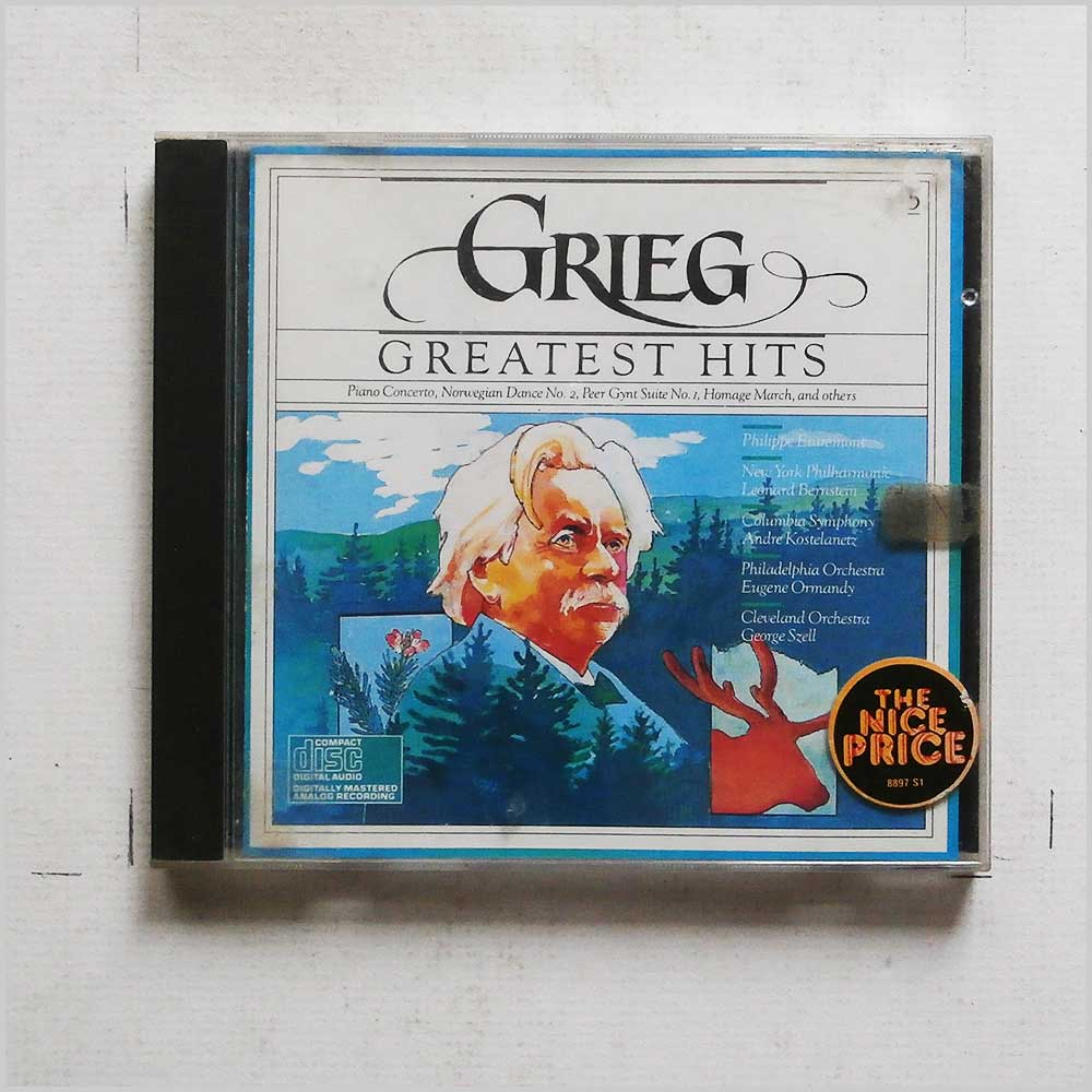 Various - Grieg: Greatest Hits (74643943529)