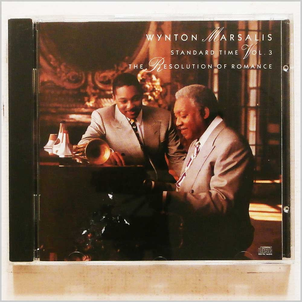 Wynton Marsalis - Wynton Marsalis Standard Time Vol.3: The Resolution of Romance (74644614329)