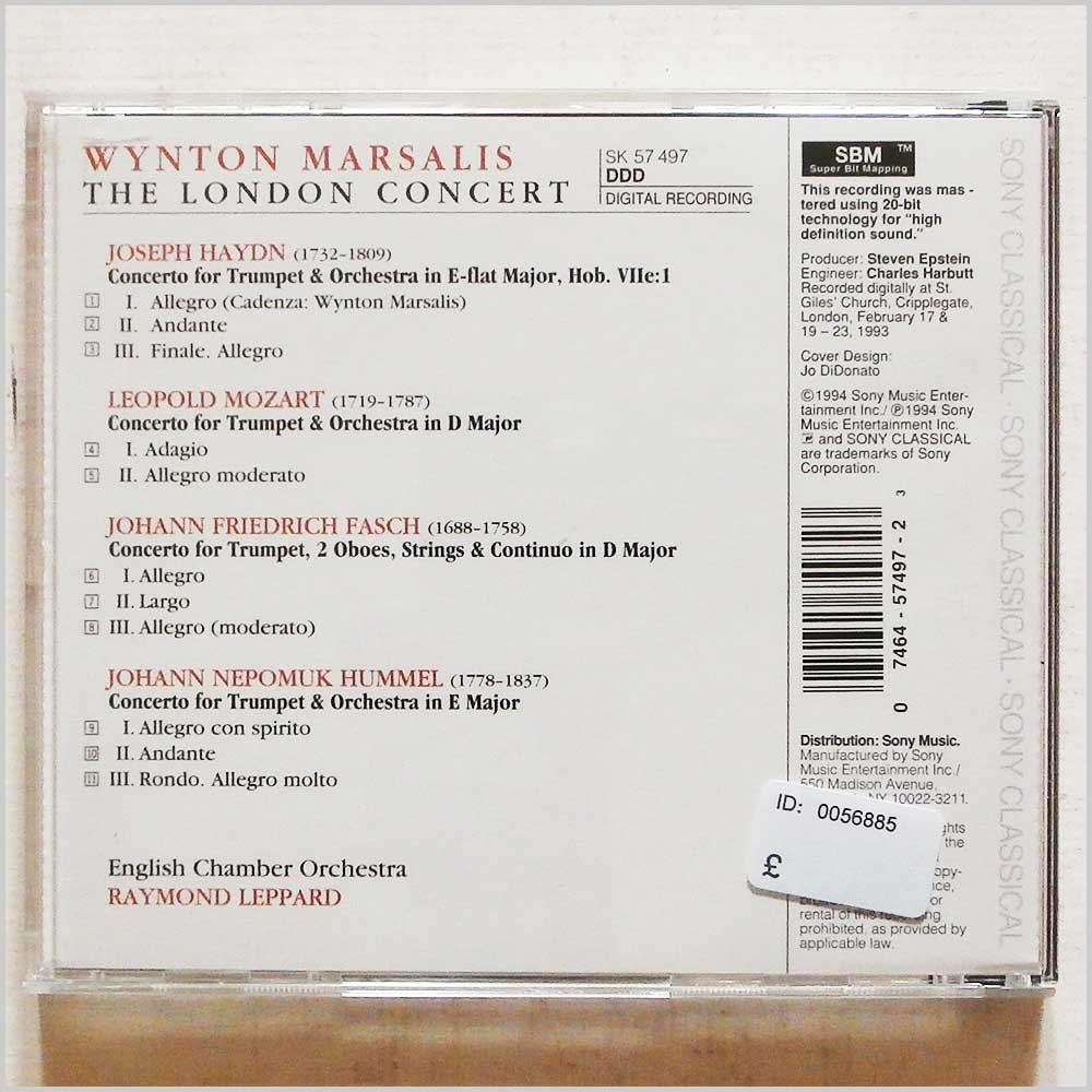Wynton Marsalis - The London Concert (74645749723)