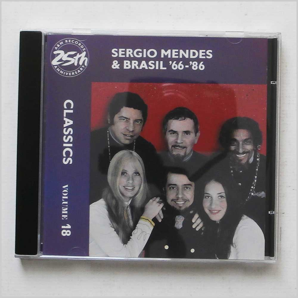 Sergio Mendes and Brasil '66-'86 - Classics, Vol. 18 (75021251625)