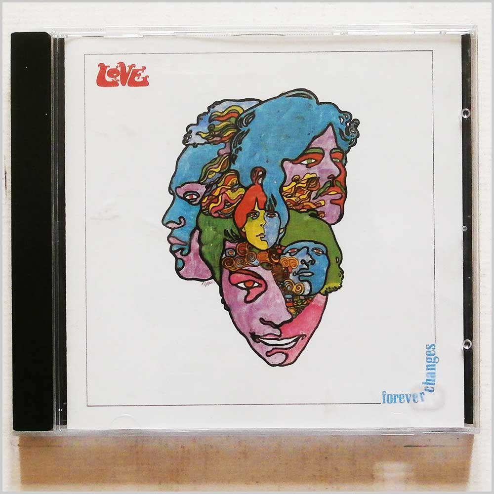 Love - Forever Changes (75596065627)