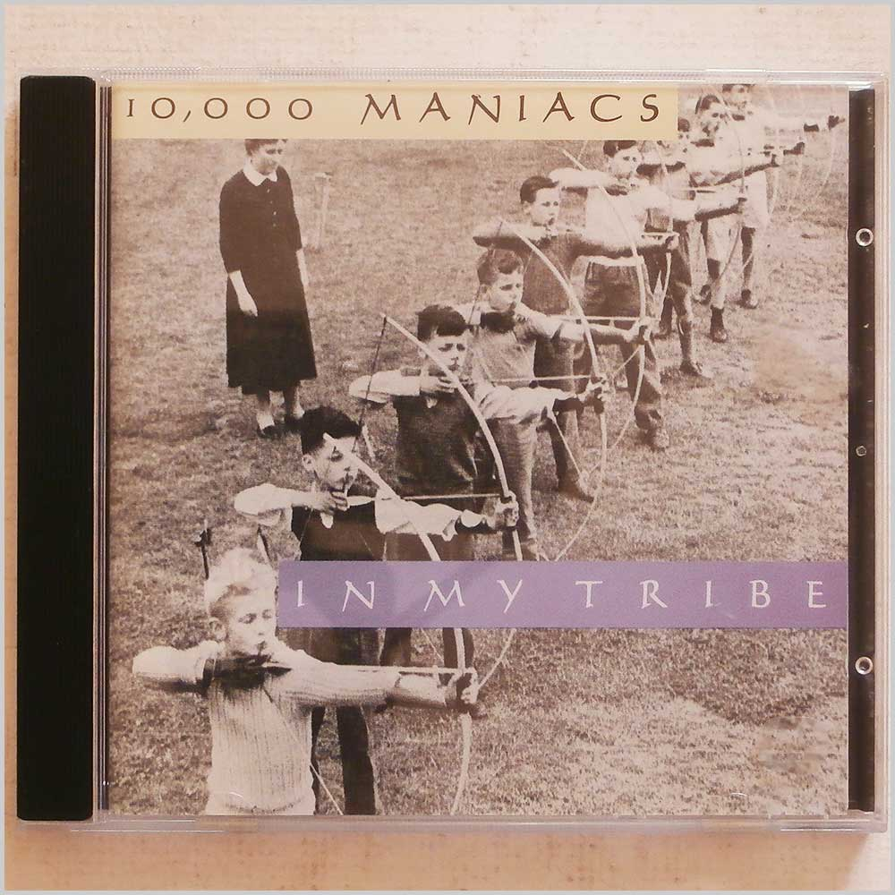 10,000 Maniacs  - In My Tribe (75596073820)