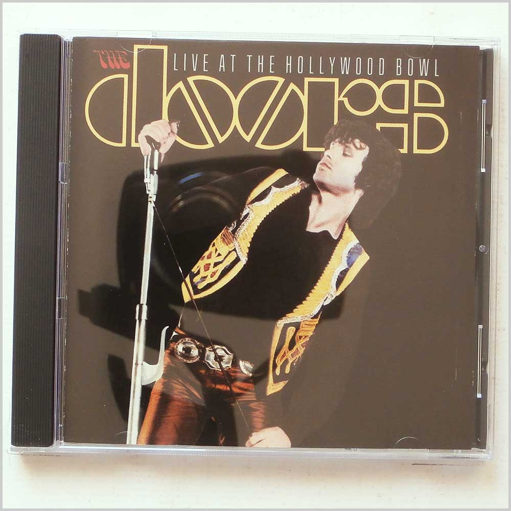 The Doors - Live at the Hollywood Bowl (75596074124)